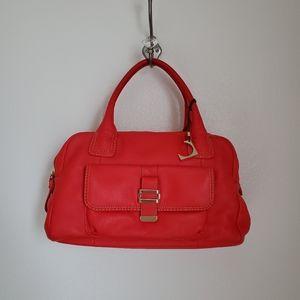 Liz Claiborne • Red Toaster Bag